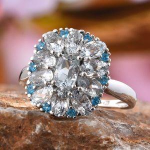 Jewelry - Espirito Santo Aquamarine, Malgache Neon Apatite